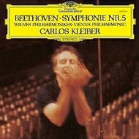 Beethoven ベートーヴェン / 交響曲第5番「運命」:カルロス・クライバー指揮&ウィーン・フィルハーモニー管弦楽団 (180グラム重量盤レコード) 【LP】