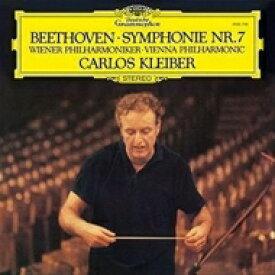 Beethoven ベートーヴェン / 交響曲第7番:カルロス・クライバー指揮&ウィーン・フィルハーモニー管弦楽団 (180グラム重量盤レコード / Deutsche Grammophon) 【LP】