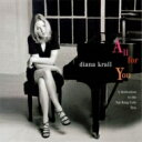 Diana Krall ダイアナクラール / All For You: A Dedication To The Nat King Cole Trio 【CD】