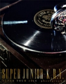 【送料無料】 SUPER JUNIOR-K.R.Y. / SUPER JUNIOR-K.R.Y. JAPAN TOUR 2015 〜phonograph〜 【初回生産限定盤】 (2Blu-ray+ブックレット) 【BLU-RAY DISC】