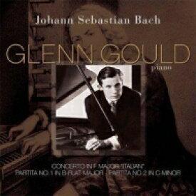 Bach, Johann Sebastian バッハ / イタリア協奏曲、パルティータ第1番・第2番:グレン・グールド(ピアノ) (アナログレコード) 【LP】