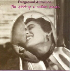 Fairground Attraction フェアグラウンドアトラクション / First Of A Million Kisses 【CD】