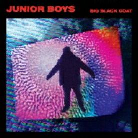 Junior Boys / Big Black Coat 輸入盤 【CD】