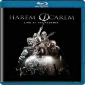 Harem Scarem ハーレムスキャーレム / Live At The Phoenix 【BLU-RAY DISC】