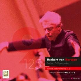 【送料無料】 Beethoven ベートーヴェン / 交響曲第9番「合唱」:ヘルベルト・フォン・カラヤン指揮&ベルリン・フィルハーモニー管弦楽団(1977 東京) (2枚組 / 180グラム重量盤レコード / TOKYO FM) 【LP】