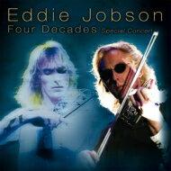【送料無料】 Eddie Jobson エディージョブソン / Eddie Jobson 〜デビュー40周年記念特別公演 フォー ディケイズ 【CD】