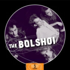 【送料無料】 Bolshoi (Rock) / 5 Albums 輸入盤 【CD】