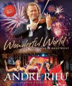 Andre Rieu アンドレリュウ / Wonderful World 【BLU-RAY DISC】