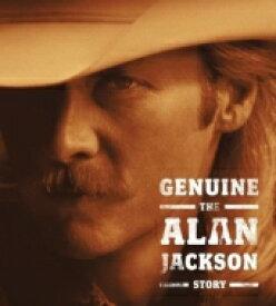 【送料無料】 Alan Jackson アランジャクソン / Genuine: The Alan Jackson Story 輸入盤 【CD】
