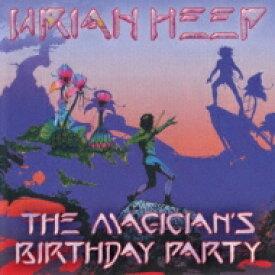 【送料無料】 Uriah Heep ユーライアヒープ / Magician's Birthday Party 真 魔の饗宴・ライヴ2001 (紙ジャケット) 【CD】