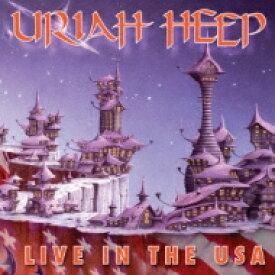 【送料無料】 Uriah Heep ユーライアヒープ / Live In The Usa ライヴ イン ザ Usa・ライヴ2002 (紙ジャケット) 【CD】