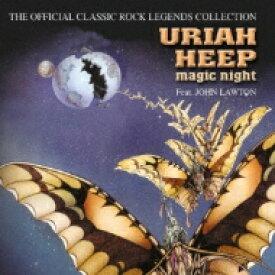【送料無料】 Uriah Heep ユーライアヒープ / Magic Night マジック ナイト・ライヴ2003 (紙ジャケット) 【CD】