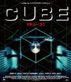 CUBE キューブ 【BLU-RAY DISC】