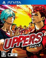 【送料無料】 Game Soft (PlayStation Vita) / UPPERS(アッパーズ) 【GAME】