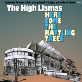 High Llamas / Here Come The Rattling Trees 【CD】