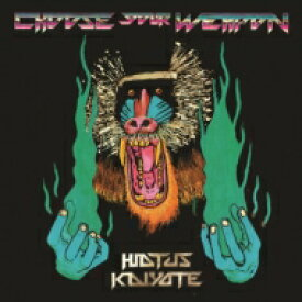Hiatus Kaiyote / Choose Your Weapon (2枚組 / 180グラム重量盤レコード) 【LP】