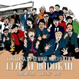 【送料無料】 Tokyo Ska Paradise Orchestra 東京スカパラダイスオーケストラ / The Last〜Live〜 (+Blu-ray)【数量限定生産盤:紙LPジャケット仕様】 【CD】