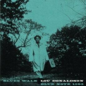 【送料無料】 Lou Donaldson ルードナルドソン / Blues Walk (プラチナshm-cd) 【SHM-CD】