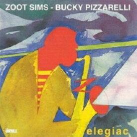 Zoot Sims / Bucky Pizzarelli / Elegiac 【CD】
