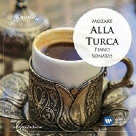 Mozart モーツァルト / ピアノ・ソナタ第11番『トルコ行進曲付き』、第8番、第5番 ツァハリアス 輸入盤 【CD】