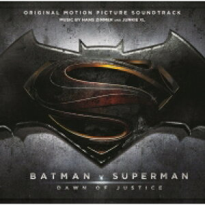 Hans Zimmer ハンスジマー / 「バットマン vs スーパーマン ジャスティスの誕生」オリジナル・サウンドトラック  【CD】