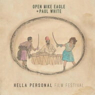 【送料無料】 Open Mike Eagle / Paul White / Hella Personal Film Festival 輸入盤 【CD】