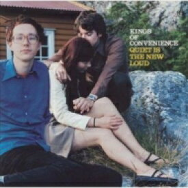 Kings Of Convenience キングスオブコンビニエンス / Quiet Is The New Loud (アナログレコード) 【LP】