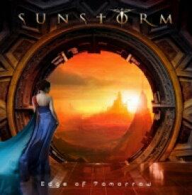 Sunstorm (Joe Lynn Turner) / Edge Of Tomorrow 【CD】