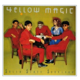 YMO (Yellow Magic Ohchestra) イエローマジックオーケストラ / Solid State Survivor (アナログレコード / Music On Vinyl) 【LP】