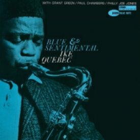 Ike Quebec アイクケベック / Blue & Sentimental (アナログレコード / Blue Note) 【LP】