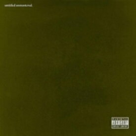Kendrick Lamar / Untitled Unmastered. (アナログレコード) 【LP】