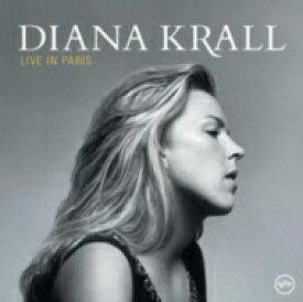 Diana Krall ダイアナクラール / Live In Paris (2枚組 / 180グラム重量盤レコード) 【LP】