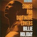 Billie Holiday ビリーホリディ / Songs For Distingue Lovers: アラバマに星落ちて 【SHM-CD】