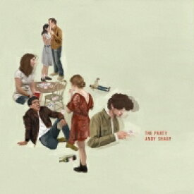 Andy Shauf / Party (アナログレコード) 【LP】