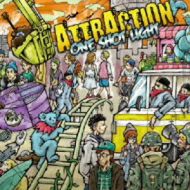ONE SHOT LIGHT / ATTRACTION 【CD】