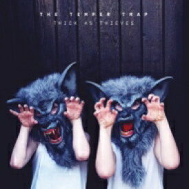 The Temper Trap / Thick As Thieves 輸入盤 【CD】