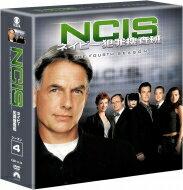 NCIS ネイビー犯罪捜査班 シーズン4<トク選BOX> 【DVD】
