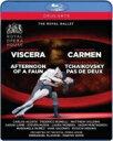 バレエ&ダンス / 『ヴィサラ、牧神の午後、カルメン、チャイコフスキーのパ・ド・ドゥ』 アコスタ、ヌニェス、英国ロイヤル・バレエ(2015) 【BLU-RAY ...