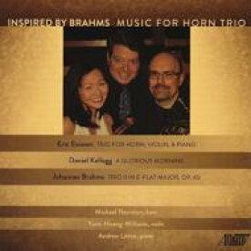 Brahms ブラームス / Horn Trio: Thornton(Hr) Yumi Hwang-williams(Vn) Litton(P) +ewazen: Trio, Kellogg 輸入盤 【CD】