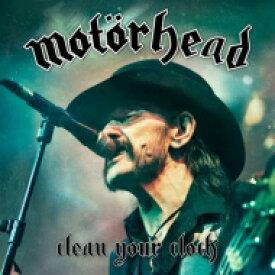 Motorhead モーターヘッド / Clean Your Clock (+CD) 【BLU-RAY DISC】
