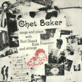 Chet Baker チェットベイカー / Sings And Plays 【LP】