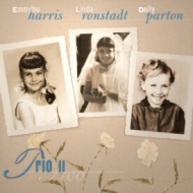 Linda Ronstadt / Dolly Parton / Emmylou Harris / Trio II 【LP】
