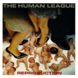 Human League ヒューマンリーグ / Reproduction 【LP】