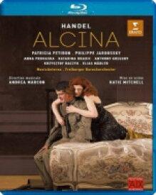 Handel ヘンデル / 『アルチーナ』全曲 ミッチェル演出、マルコン & ムジカエテルナ & フライブルク・バロック管、プティボン、ジャルスキー、他(2015 ステレオ) 【BLU-RAY DISC】