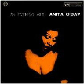 Anita O'day アニタオデイ / Evening With Anita O'day 【SHM-CD】