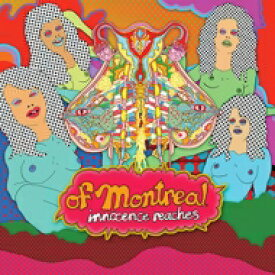 Of Montreal オブモントリオール / Innocence Reaches 【CD】