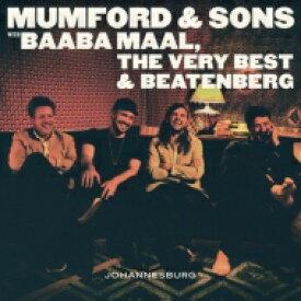 Mumford & Sons マムフォードアンドサンズ / Johannesburg - Ep 【Cassette】