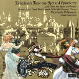 Czech Dances From Opera & Operetta: Neumann / Czech Po 【LP】