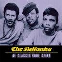 【送料無料】 The Delfonics デルフォニックス / 40 Classic Soul Sides 輸入盤 【CD】