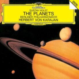Holst ホルスト / 組曲『惑星』 ヘルベルト・フォン・カラヤン & ベルリン・フィル 【SHM-CD】